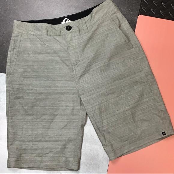 b3c3c3adb286 Quiksilver Swim | 28 Board Shorts Tan 0219 | Poshmark